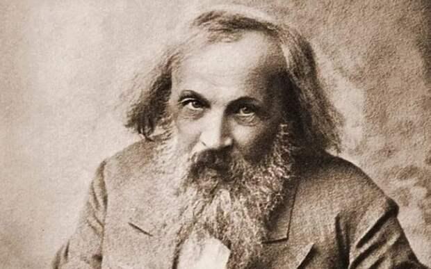 Великие истории любви. Дмитрий Менделеев