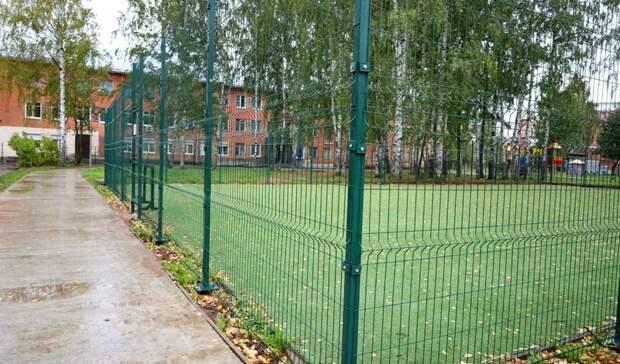 Площадка для выгула собак и сквер памяти героев могут появиться в Глазове в 2022 году