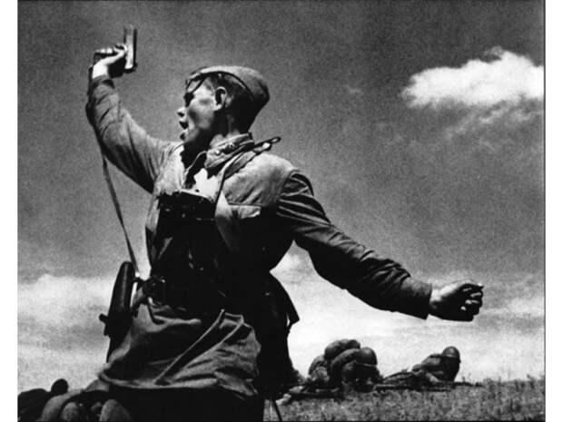 Туше №1: «Приватизация» Великой Победы?
