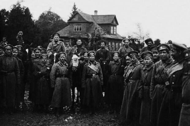 Гражданская война разорила многие хозяйства. /Фото: thestrip.ru.