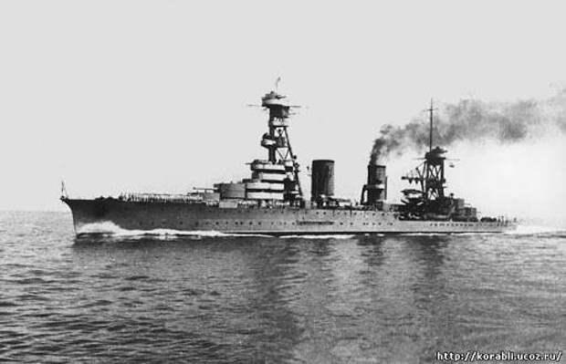 Странные проекты советских кораблей