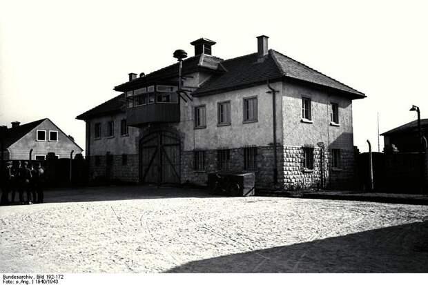 KZ Mauthausen, Jour-Haus Lager Gusen