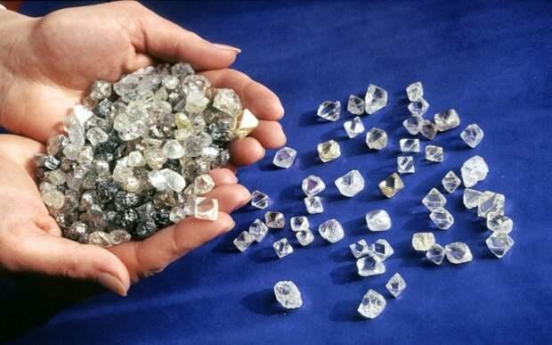 Госдума разрешила Гохрану увеличить закупку алмазов в 2020 году