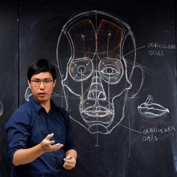 Вот как нужно преподавать анатомию.