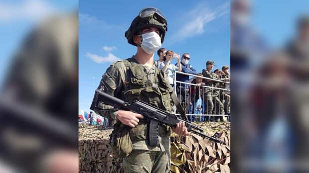 Капитан российской команды раскрыл секрет успеха в конкурсе АрМИ-2020