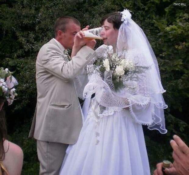 Эта свадьба, свадьба, свадьба пела и плясала... Офигительно!
