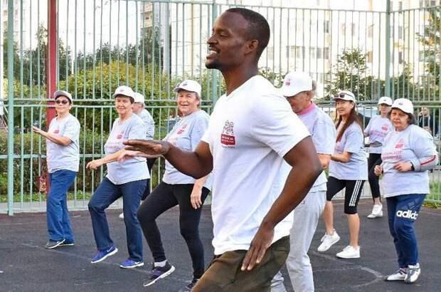 Хореограф-кубинец запустил в Свиблове занятия по латиноамериканским танцам