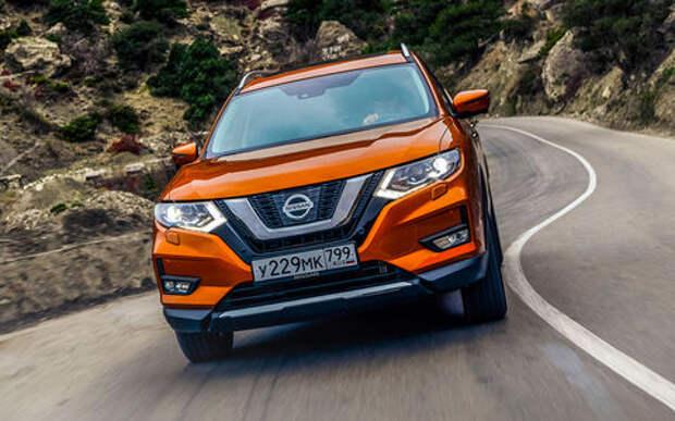 Обновленный Nissan X‑Trail: первые километры на серийной машине