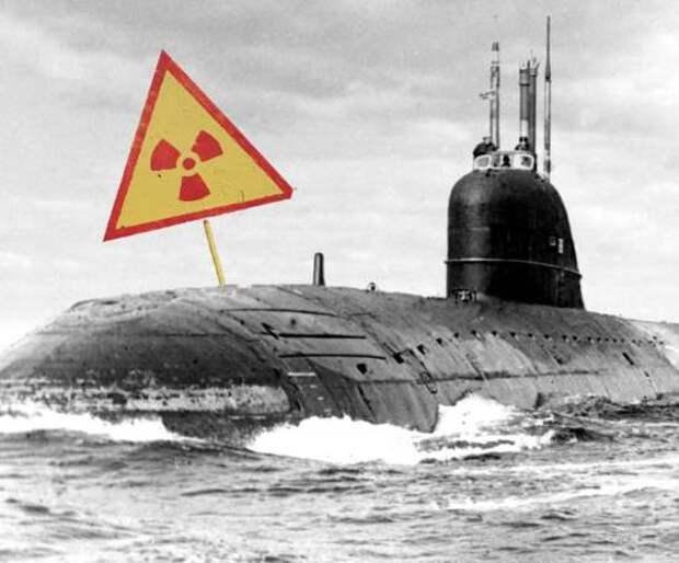 Чернобыль на советской подлодке. Как умирающий от радиации экипаж К-27 добирался до базы? Воспоминания выжившего