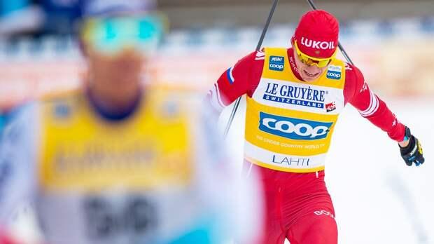 Русский лыжник снова самый крутой в мире