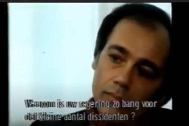 Ветхiй Познер о «борьбе с режимом»