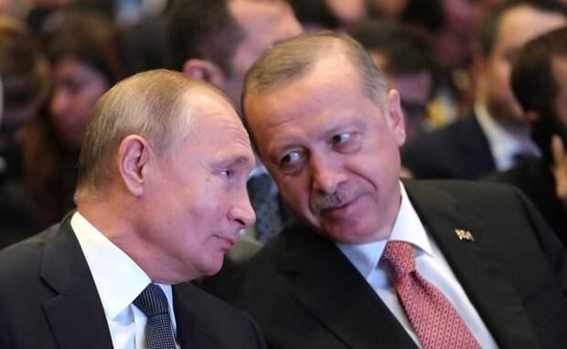 Эрдоган обсудил с Путиным и Порошенко инцидент в Керченском проливе