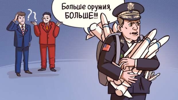 Представитель Госдепа Биллингсли признал военное превосходство России и Китая над США