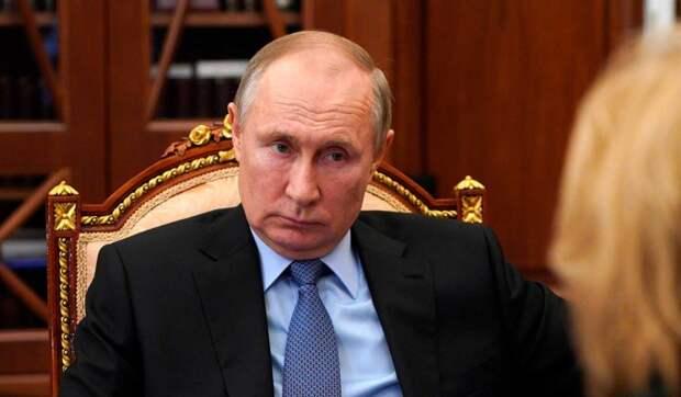 Путин предложил оставить Москалькову на новый срок