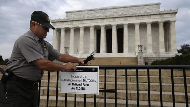 Шаттдаун — правительственный кризис в США — продолжается