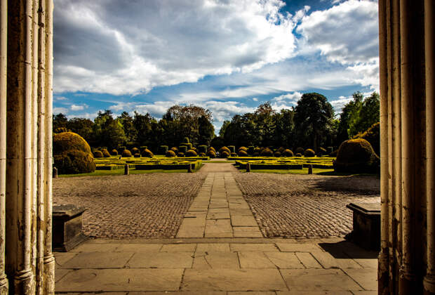 View from the doorway by Keith Bricknell on 500px.com