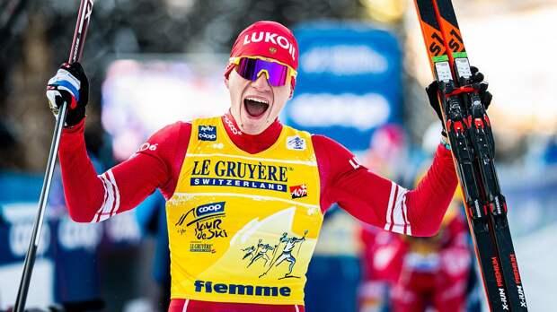 Завьялов отреагировал на повторение российским лыжником Большуновым своего рекорда по победам в Кубке мира