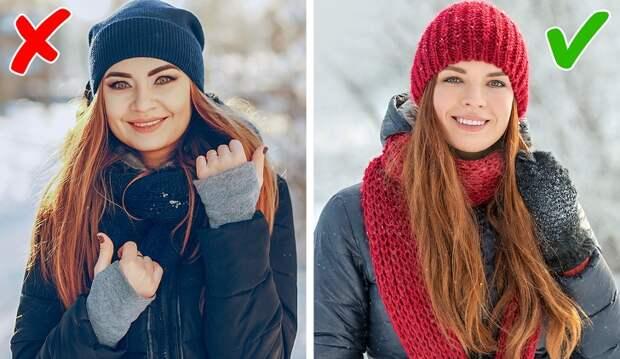 7 зимних факторов, из-за которых мы выглядим старше