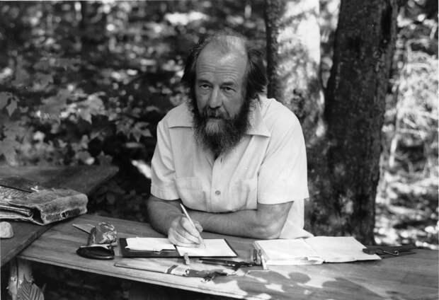 Речь Солженицына в Гарварде об упадке Запада сегодня там называют пророческой
