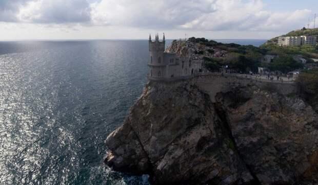На Украине назвали неизбежным присоединение Крыма к России