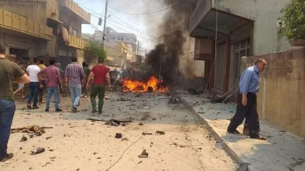 ВКС и военная полиция РФ остановили бойню насеверо-востоке Сирии