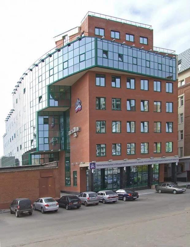 Апартаменты для Пенсионного фонда России Пенсионный фонд, Апартаменты, Политика, Офис, Длиннопост