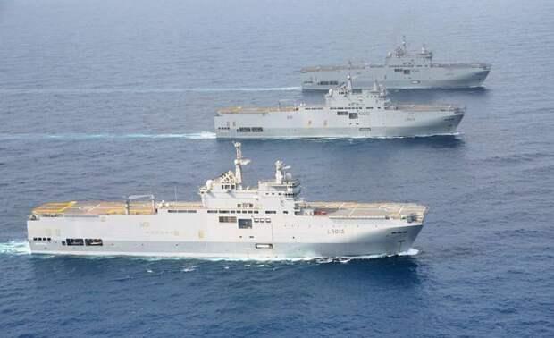 УДК для российского флота: Необходимость или слепое подражание?