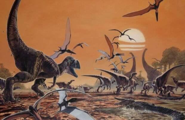 Искусственный интеллект представил данные о вымирании животных в прошлом
