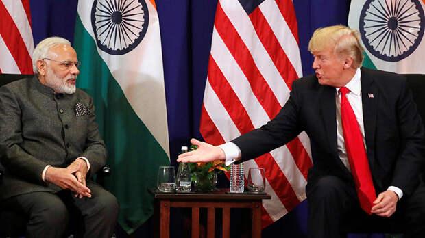 Начинается новая торговая война: Индия вводит пошлины на товары из США