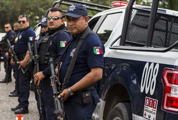 Больше 20 человек убили в центре по реабилитации наркоманов в Мексике