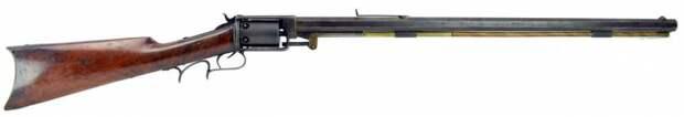Револьверные карабины США: один оригинальнее другого