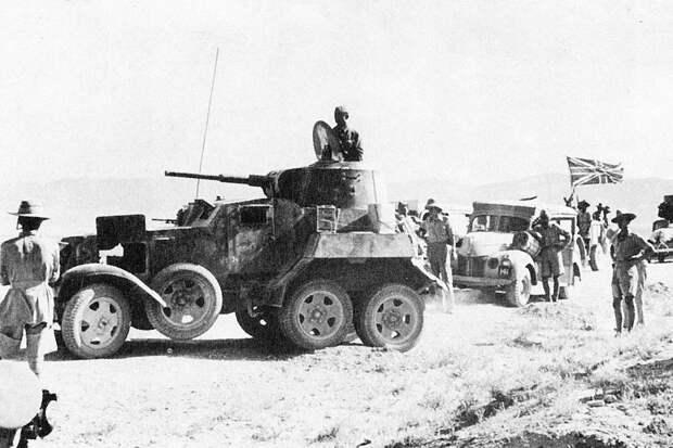 """Операция """"Согласие"""": как СССР и Великобритания заняли Иран в 1941 году"""