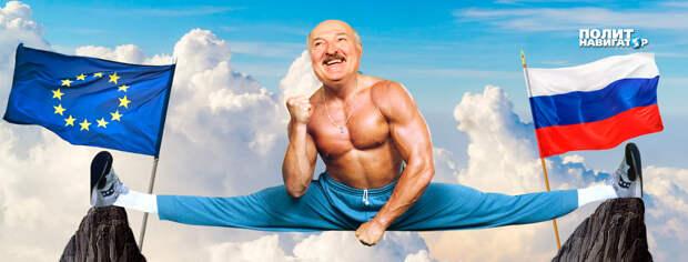 «Хватит!» – у стен Кремля заробитчанин-змагар требовал не кормить Лукашенко