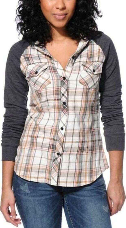 Блузки с трикотажем