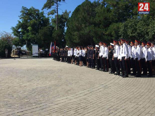 В Севастополе открывают кадетский корпус Следкома РФ