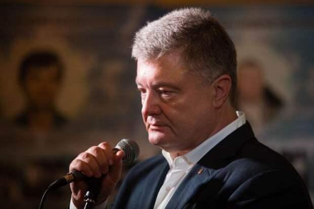 Порошенко опоздал на молебен ко Дню Крещения Руси, организованный ПЦУ