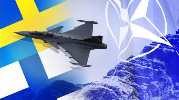 НАТО хочет расширятся на Север Европы