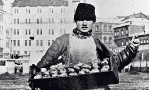 Что ели в Москве до революции