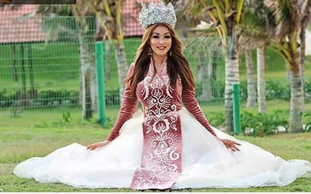 ДТП в Киргизии унесло жизнь самой красивой девушки мира