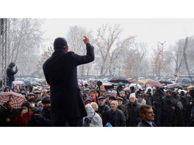Пашинян направил Армению к геополитической катастрофе по украинскому пути
