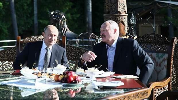 Провокаторам опять не удалось поссорить Путина и Лукашенко