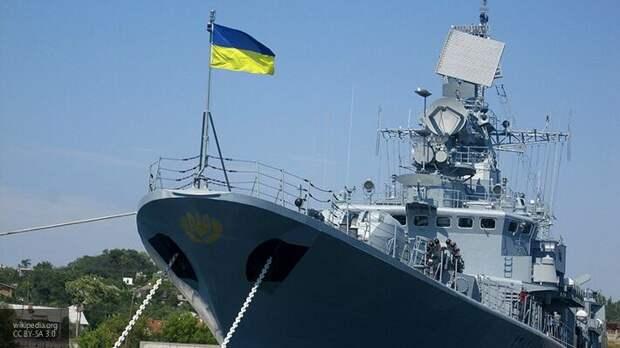 Военный эксперт Горбачев скептически оценил «победоносные» учения ВМС Украины
