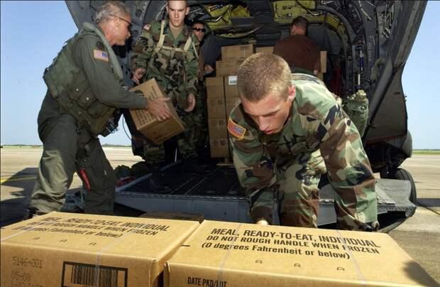 Конгресс США одобрил военную помощь Украине