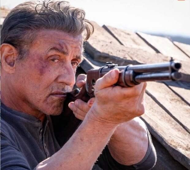 Опубликован первый трейлер нового фильма о Рэмбо «Последняя кровь»