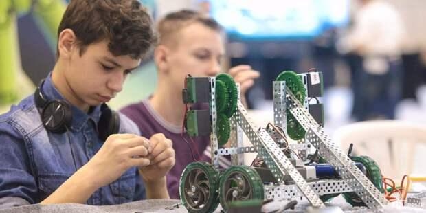 В музее на Красноармейской идет набор школьников на занятия по аэрокосмической робототехнике