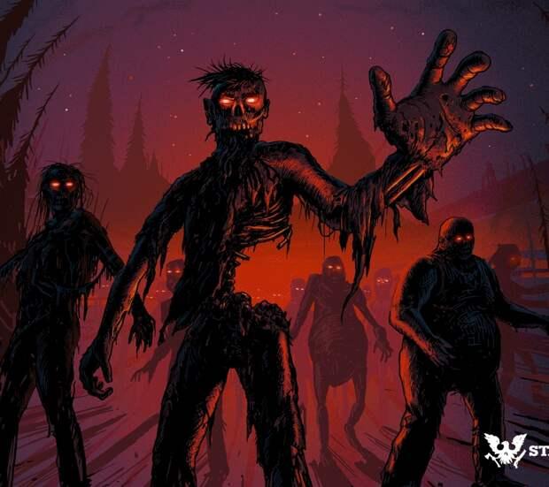 Зомби. История происхождения и эволюция образа. Виды зомби