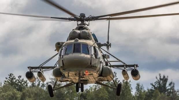 Пилот Ми-8 в Ленобласти не допустил падения вертолета в жилом районе