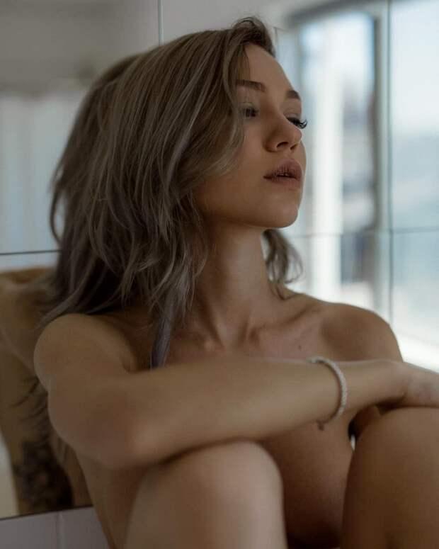 Чувственные снимки девушек Натана Лобато