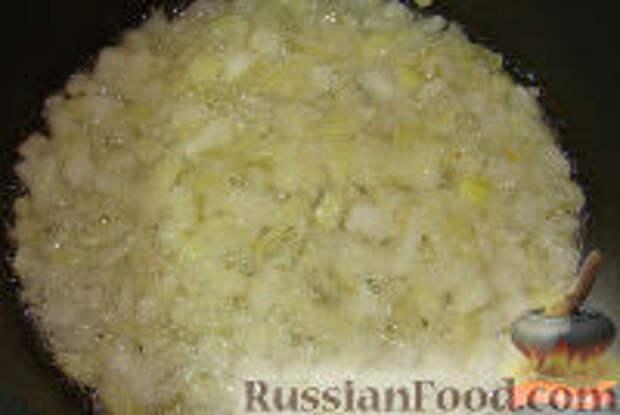 Фото приготовления рецепта: Грибы со сметаной - шаг №6