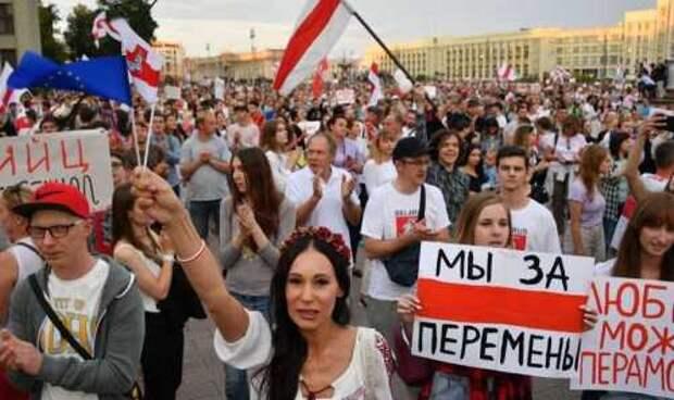 Протестующие в Белоруссии – кто они